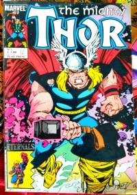 THE MIGHTY THOR - primi 11 numeri (11/12) + 1 speciale omaggio