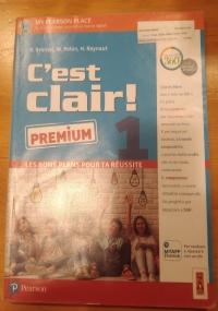 C'EST CLAIR! 1 PREMIUM +APPRENDRE POUR TOUS +LA GRAMMAIRE