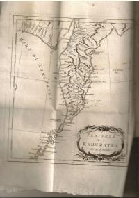 Compendio della storia generale de' viaggi tomo trentesimo adorna di carte geografiche e figure quarta parte ( viaggi intorno al mondo e ai poli ) libro quarto Kamschatka