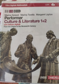 Performer. Culture and Literature 3. Con eBook. The twentieth Century and the Present