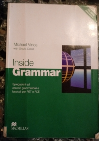 Working with grammar. Gold.  SENZA CD-ROM
