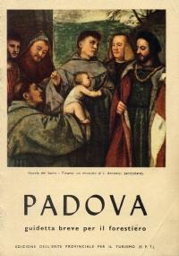 Padova - Guidetta breve per il forestiero