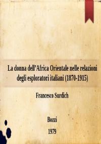 L'ideologia dell'imperialismo fascista nella Rivista delle colonie italiane
