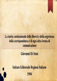 Il cittadino e l'amministrazione: tutela della difesa e dei principi di buon andamento ed imparzialità nell'aministrazione