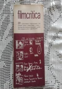 FILMCRITICA. N. 232 - marzo 1973