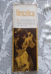 FILMCRITICA. N. 233 - aprile 1973