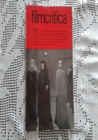 FILMCRITICA. N. 234/235 - maggio/giugno -1973