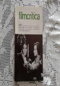 FILMCRITICA. N. 238/ 239/ 240 - ottobre/dicembre 1973