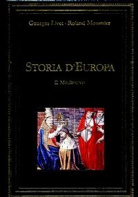 STORIA D'EUROPA Dalla preistoria all'Impero romano