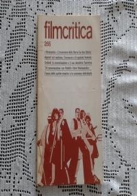 FILMCRITICA. N. 267 - settembre 1976