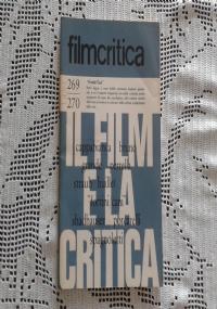FILMCRITICA. N. 281 - gennaio 1978