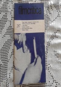 FILMCRITICA. N. 289/290 - novembre-dicembre 1978