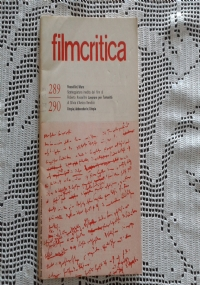 FILMCRITICA. N. 288 - ottobre 1978