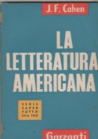 LA LETTERATURA AMERICANA