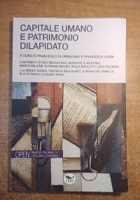 CAPITALE UMANO E PATRIMONIO DILAPIDATO - OPEN - Rivista Italiana di Lifelong Learning