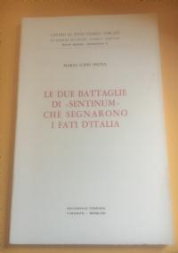 sestinum e la vi regio: umbria