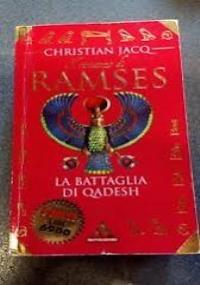 IL ROMANZO DI RAMSES LA BATTAGLIA DI QADESH