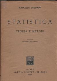 STATISTICA TEORIE E METODI