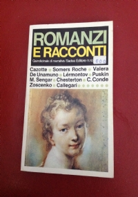 ROMANZI E RACCONTI 9