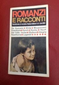 ROMANZI E RACCONTI N.5