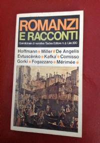 ROMANZI E RACCONTI N. 4