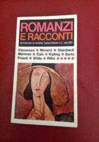 ROMANZI E RACCONTI N.1