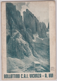 Bollettino C.A.I. Vicenza - A. XVI