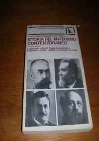 STORIA DEL MARXISMO CONTEMPORANEO (VOL. VI) TROKCIJ - BUCHARIN