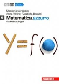 MATEMATICA.AZZURRO5 CON MATHS IN ENGLISH