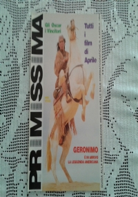 PRIMISSIMA Rivista di  Cinema  n. 2 febbraio 1996