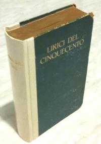 LIRICI DEL CINQUECENTO