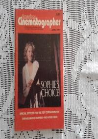 AMERICAN CINEMATOGRAPHER Rivista cinema in lingua inglese SEPTEMBER 1990