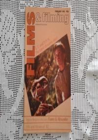 FILMS & FILMING rivista cinema in lingua inglese December 1982