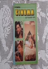 Brochure del film IL MIO UOMO E' UN SELVAGGIO - Montand - Deneuve
