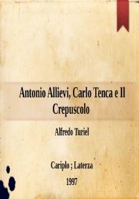 Scritti dal Crepuscolo (1851-1858)