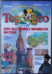 Topogeo 12. Africa Centro Orientale