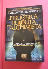 La biblioteca perduta dell'alchimista - Autografato