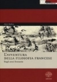 L'avventura della filosofia francese