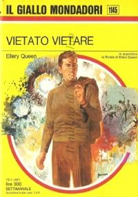 Trappola n. 6 (Il Giallo Mondadori  n. 1266) In appendice la Rivista di Ellery Queen