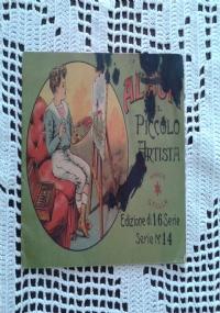 ALBUM DEL PICCOLO ARTISTA - MARCA STELLA - Edizione di 16 Serie Serie n. 14
