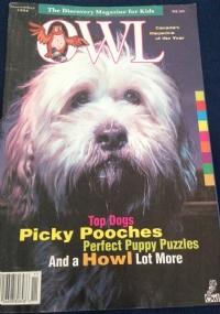 owl rivista in inglese ecologia per bambini settembre 1998