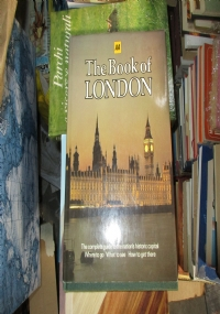 LIBRO THE BOOK OF LONDON PHOTOGRAPHIES BY S. e O. MATHEEWS and MARTYN ADELMAN
