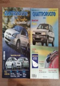 Rivista Quattroruote n.638 annata 2008