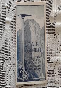 CLUB ALPINO ITALIANO LE ALPI OROBICHE Bollettino Mensile della sezione di Bergamo   Febbraio 1925