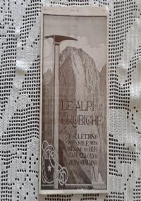 CLUB ALPINO ITALIANO LE ALPI OROBICHE Bollettino Mensile della sezione di Bergamo   Maggio 1925