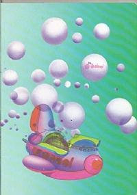 Quaderno vintage anni ottanta : Big Babol