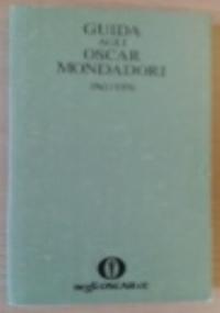 Guida agli Oscar Mondadori 1965 1976