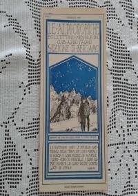 CLUB ALPINO ITALIANO LE ALPI OROBICHE Bollettino Mensile della sezione di Bergamo   Marzo 1928