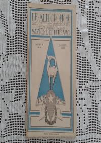 CLUB ALPINO ITALIANO LE ALPI OROBICHE Bollettino Mensile della sezione di Bergamo   Settembre 1929