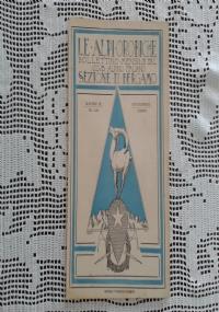 CLUB ALPINO ITALIANO LE ALPI OROBICHE Bollettino Mensile della sezione di Bergamo   Novembre 1929